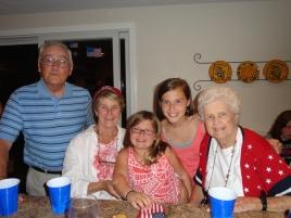 Love Mimi, Papa and Nana