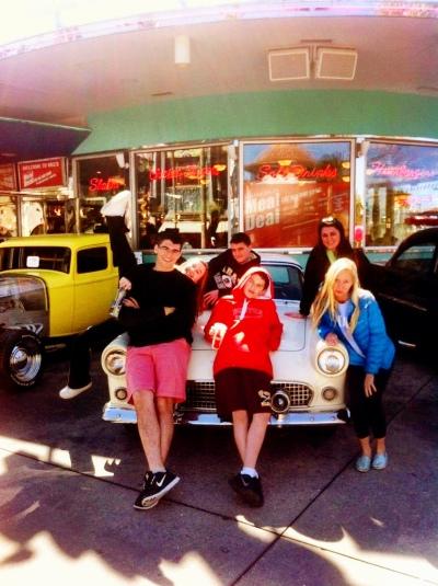 Love Kimba, Brendan, Johnny, Liam and Alana