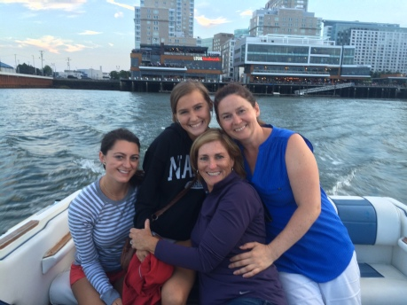 Love Kimba, Auntie Gayle and Aunt Majella